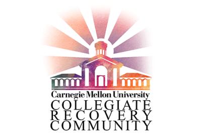 CMU collegiate recovery community logo