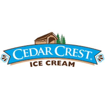 the logo for the icecream