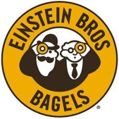 Sign for Bros. Bagels Shop