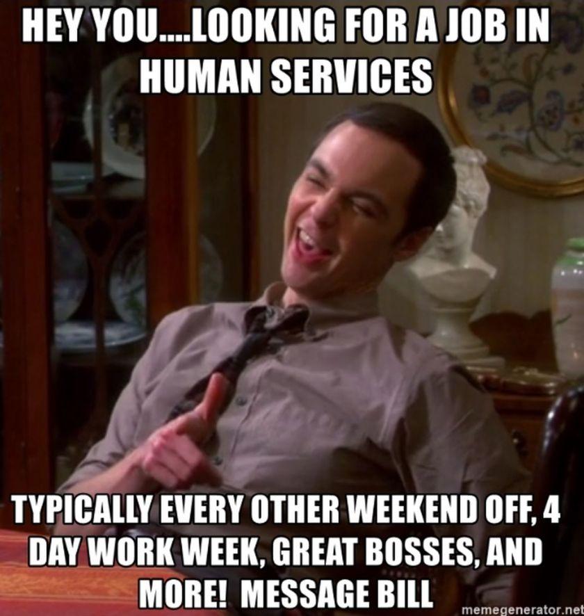 Human services uplift social welfare