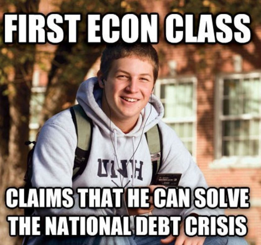 Economics and social studies issues are fundamental