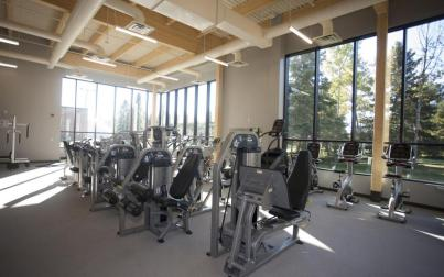 The Image of a wellness center