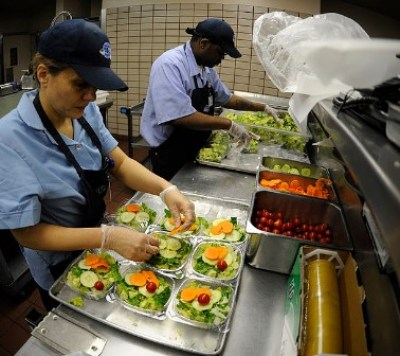 Food service workers make finished products out of food ingredients while maintaining food safety standards.