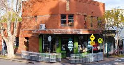 entrance of Pepper cafe