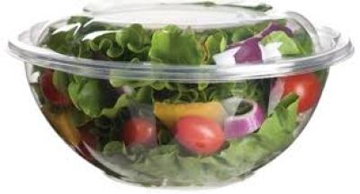 Fresh salad bowl for Grab n go