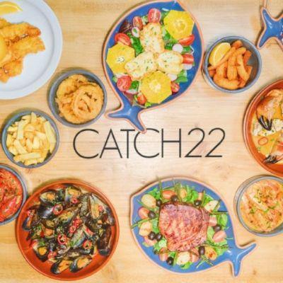 amazing recipes of catch 22