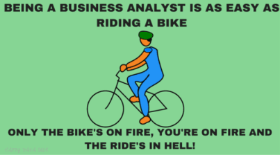 Funny pictures of Business Analytics