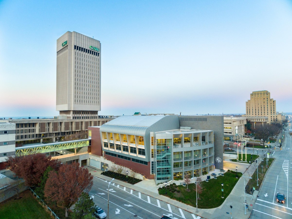 Restaurants and Cafes at Cleveland State University