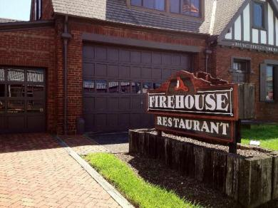 This is an image of The Firehouse Restaurant