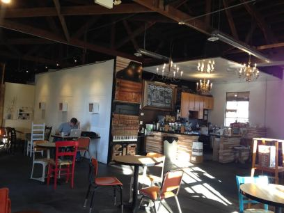 This is an image of John Galt Coffee company