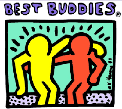The logo for Best Buddies