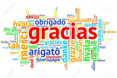 spend several hours each day trying to learn spanish