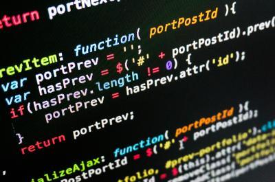 A code for a program