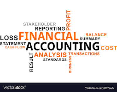 financial accounting and related terms