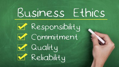 The features of Business Ethics