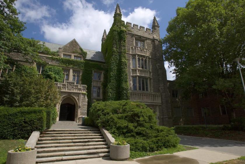 mcmaster university building