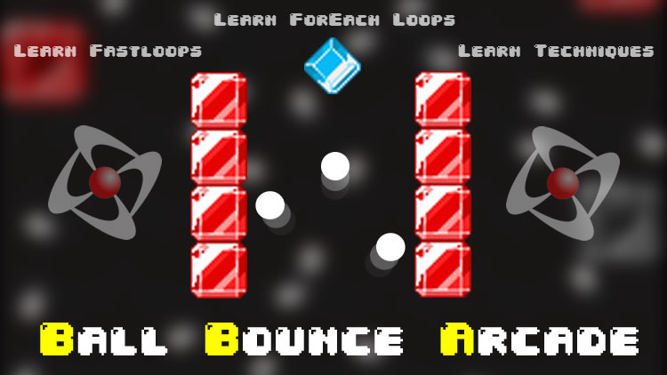 Ball Bounce Arcade Course