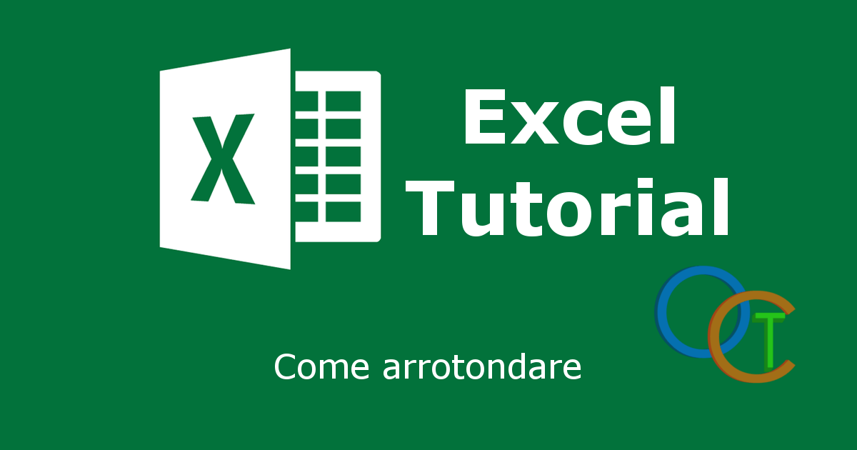 Come arrotondare i numeri in EXCEL