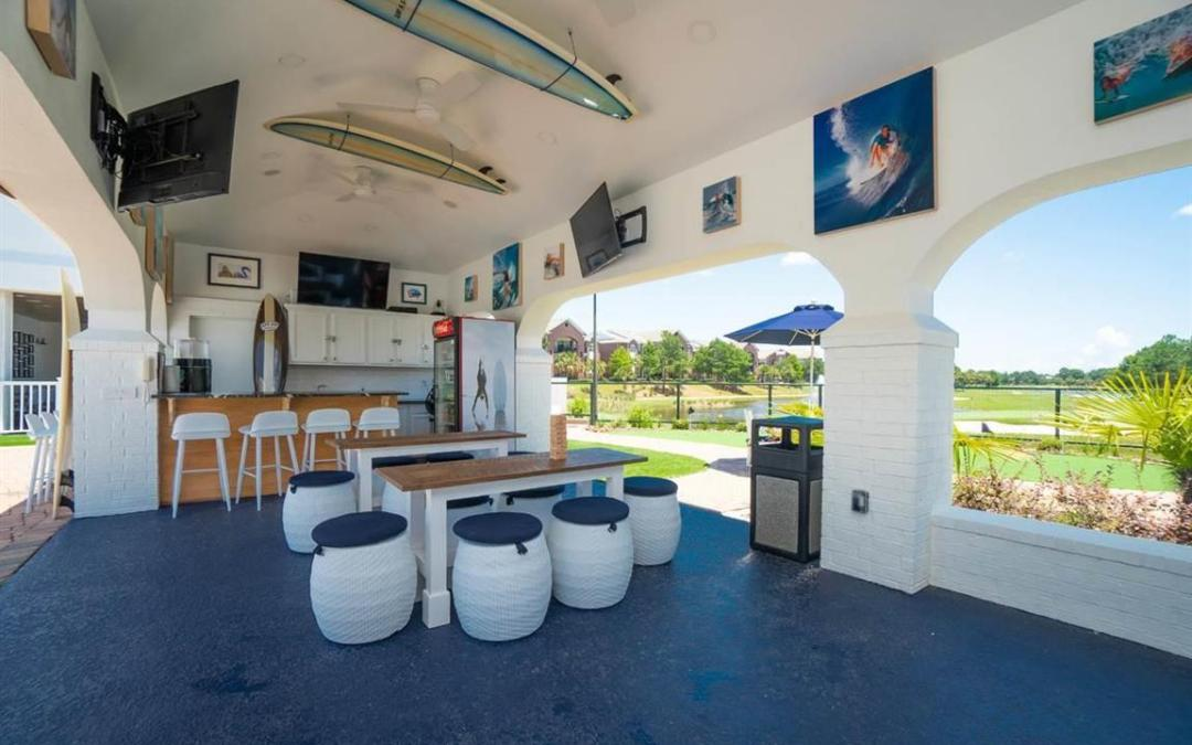 The New Surf Shack Snack & Beverage Bar is Now Open!!