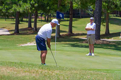 ONE Club Gulf Shores golf and fishing