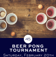 Beer Pong Tournaments @ ONE Club