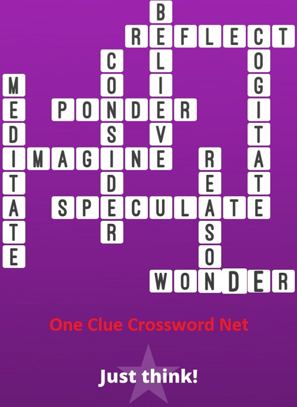 Just Think! Bonus Puzzle - Get Answers for One Clue ...