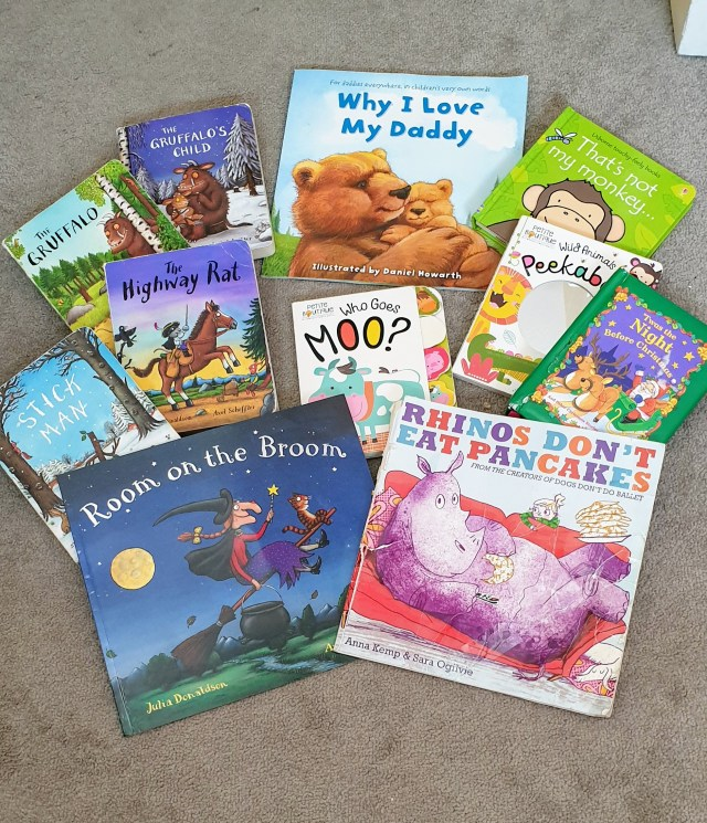 A Review of Our Top 10 Favouite Kids Books