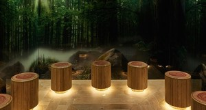 Forest Glade Steam Room at Center Parcs