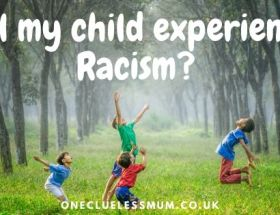 Children placing in woods - blog banner