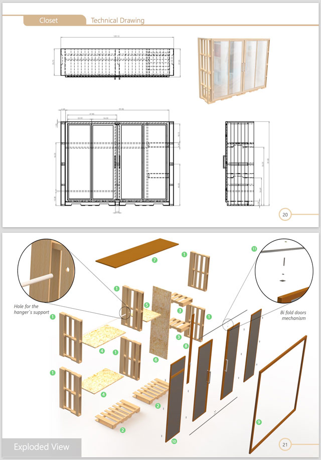 DIY Pallet Furniture Open Source Hub | Sustainable ... on Pallet Design  id=56237