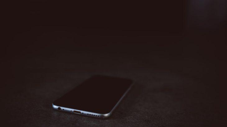 iPhone6s 挙動がおかしくなる
