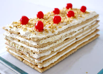 Pineapple Stack Cake