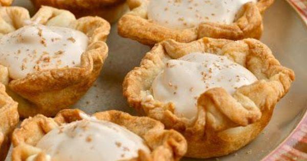 Caramel Apple Pie Pudding Shots