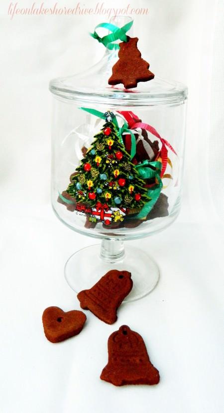 12 Days Of Christmas Day 8 Cinnamon Applesauce Ornaments