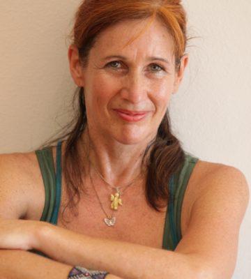 Eva Geueke onedancetribe azul continuum