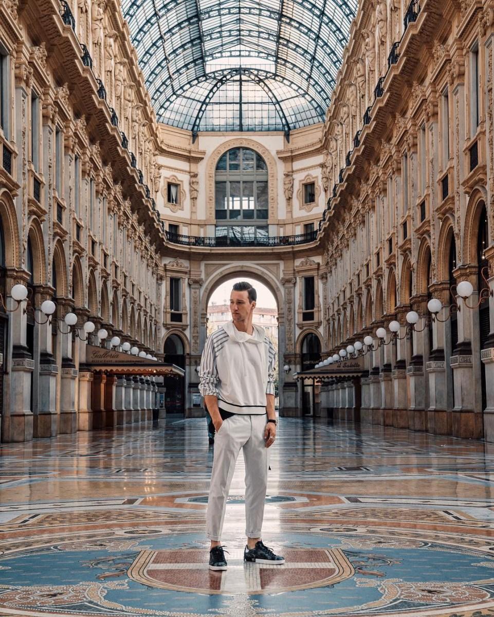 Milan Fashion Week Lookbook SS19 | One Dapper Street