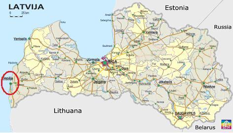 libau map