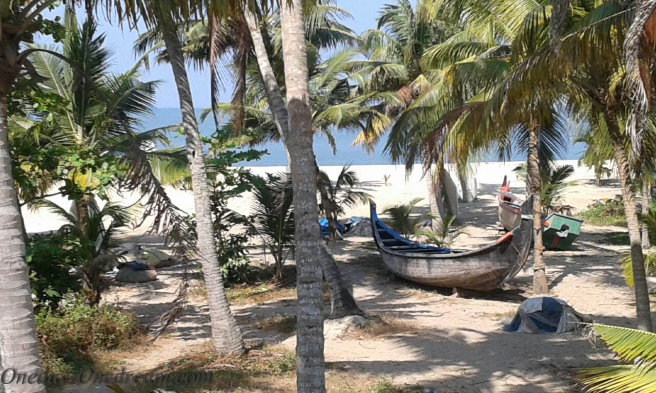 marari beach karala