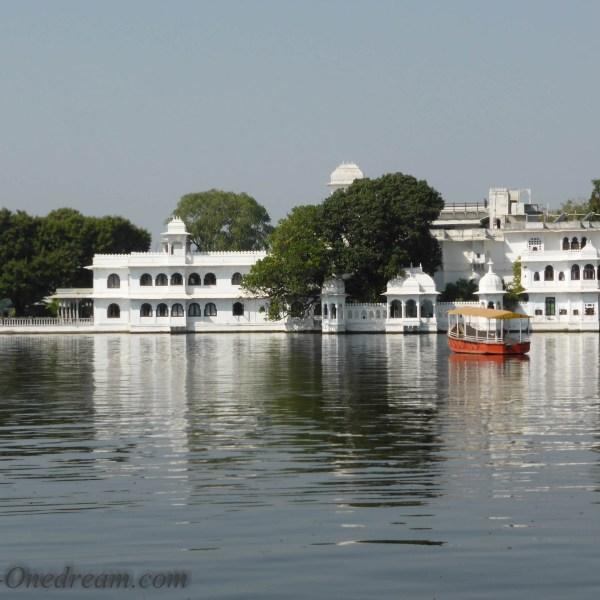 Le Rajasthan au nord de l'Inde