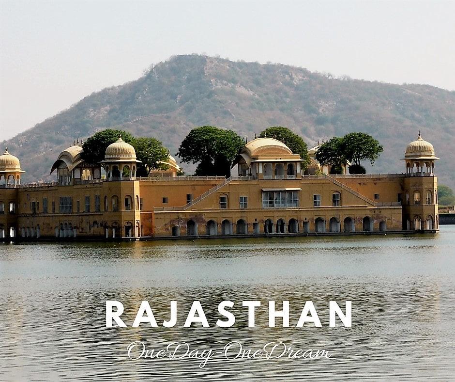 Le Rajasthan, terre des Maharajas