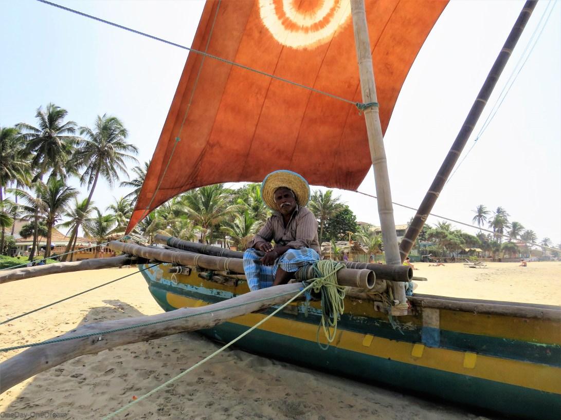 Negombo le village aux catamarans