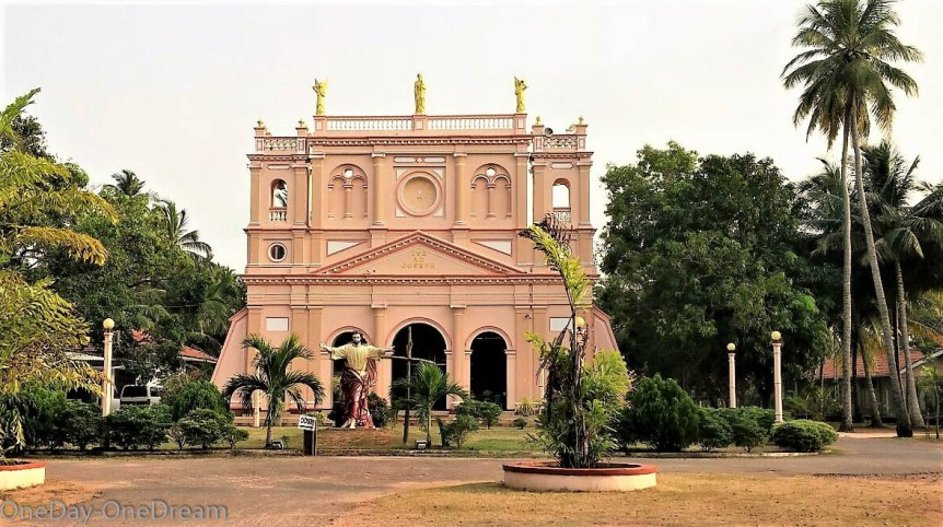 church Negombo
