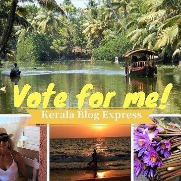 Kerala Blog Express – Vote for me!
