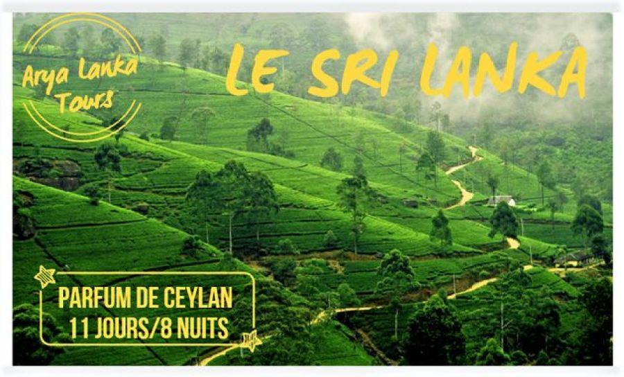 Arya Lanka Tours Parfum-de-Ceylan