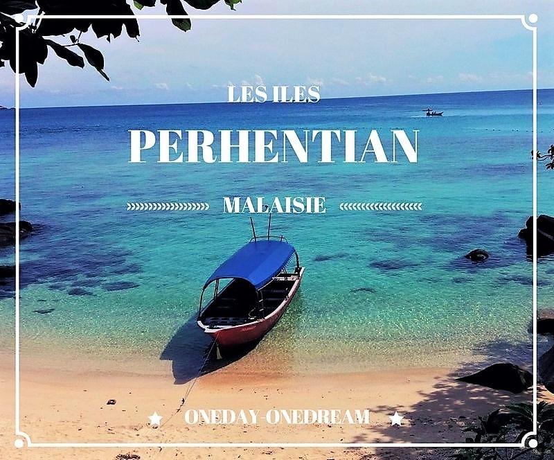 Les îles Perhentian en Malaisie, un petit coin de paradis