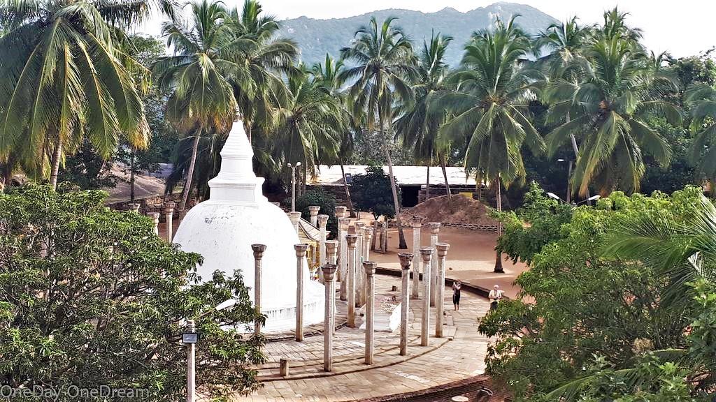 mihintale-stupa