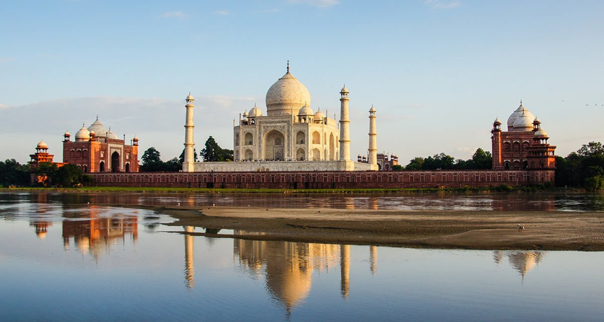 One Day Agra Local Sightseeing Trip by Car Header