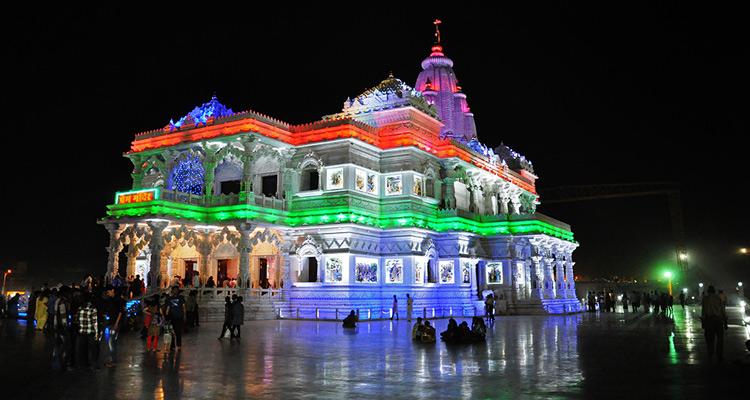 One Day Agra, Mathura and Vrindavan Local Sightseeing Trip by Car Shree Krishna Janmbhoomi Temple