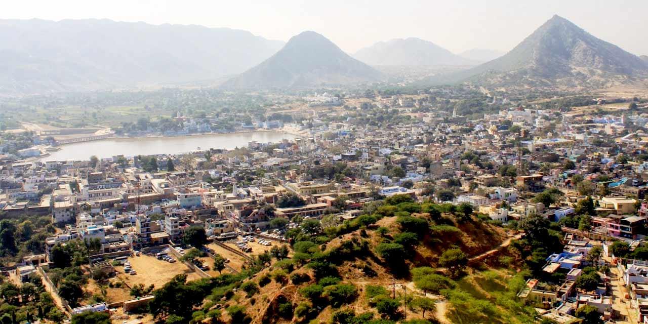 One Day Ajmer & Pushkar Local Sightseeing Trip by Car Header