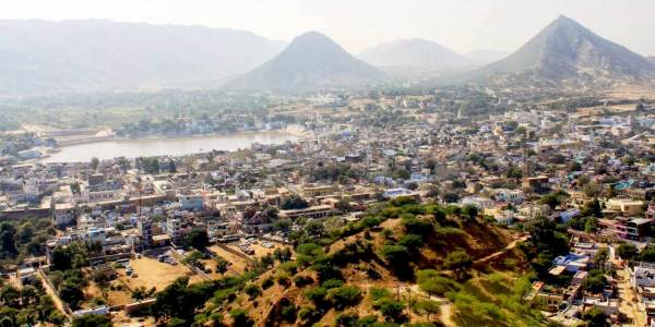 One Day Ajmer & Pushkar Local Sightseeing Trip by Car Header